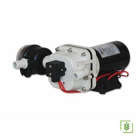 Water FL 35 Diyaframlı Otomatik Su Pompası-Tekne ve Yat Hidroforu 12v 80 watt