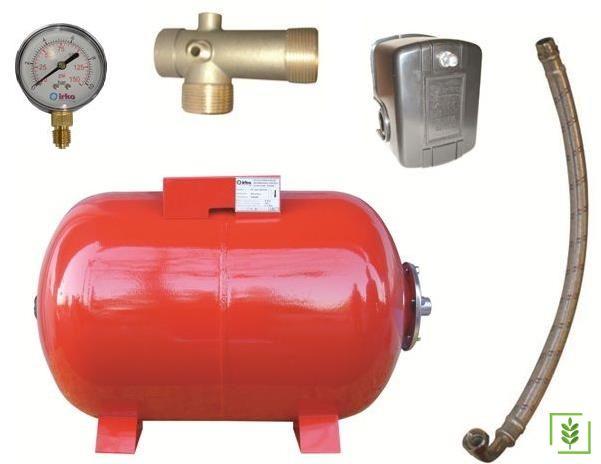 Water Hidrofor Küre Kit 50 lt