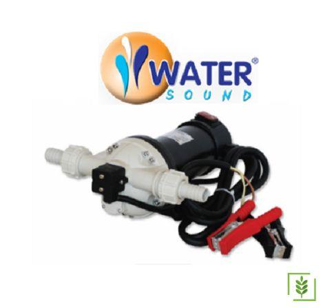 Water Ws 2624 Diyaframlı otomatik Su Pompası-Tekne ve Yat Hidroforu 24V