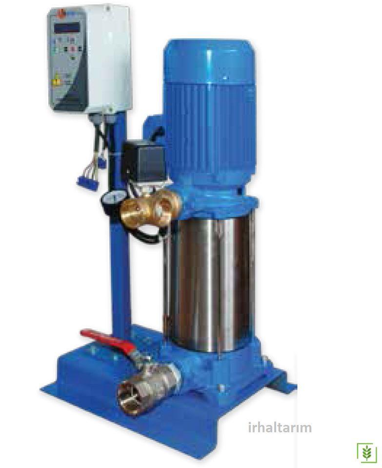 Water Ws-339 Tek Pompalı Paket Hidrofor