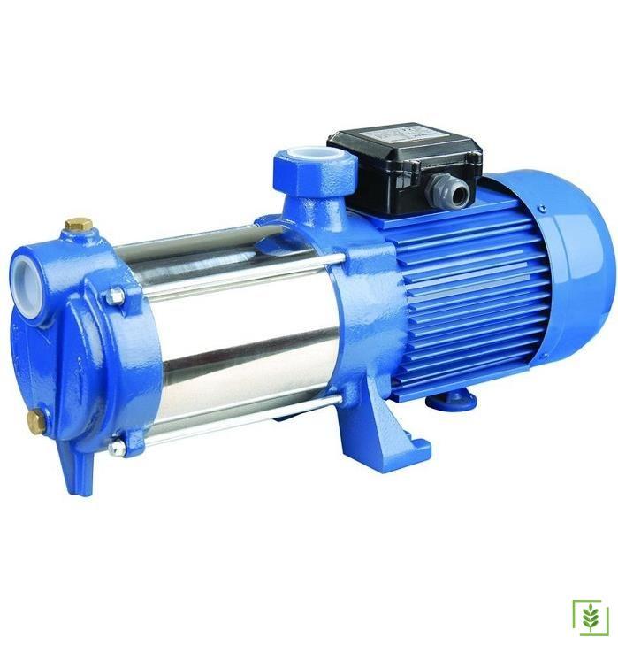 Water Ws-37 Krom Milli 9 Kademeli Pompa 3 Hp (380v)