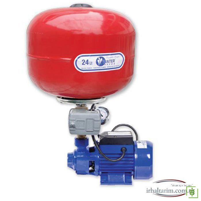 Water Ws-401 Hidrofor Pompa 0.5 Hp