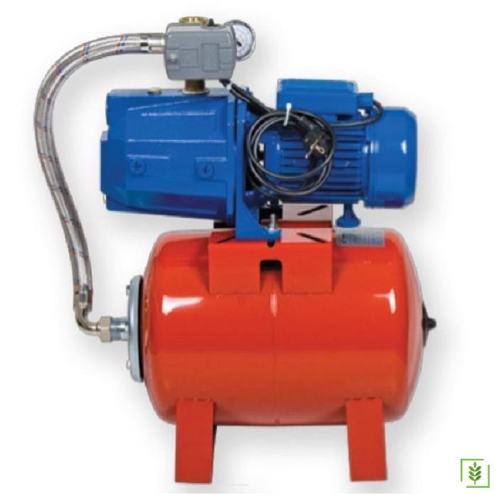 Water Ws 404 Paket Hidrofor Pompa 1 Hp