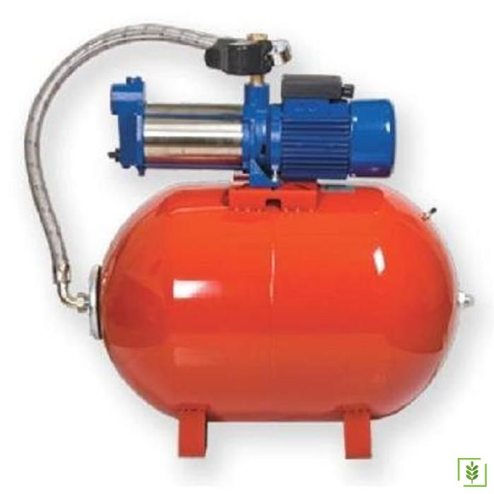Water Ws 408 Kademeli Paket Hidrofor 2 Hp