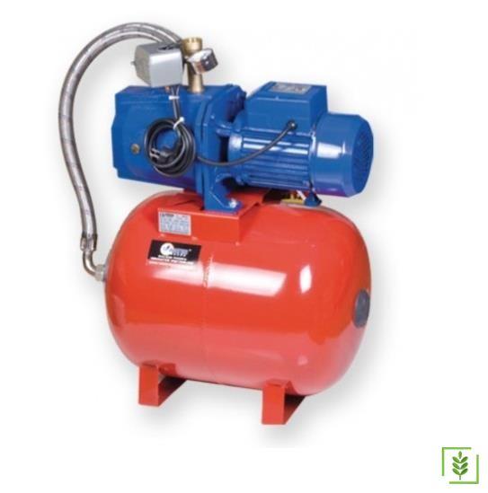 Water Ws-412 Paket Hidrofor 2 Hp