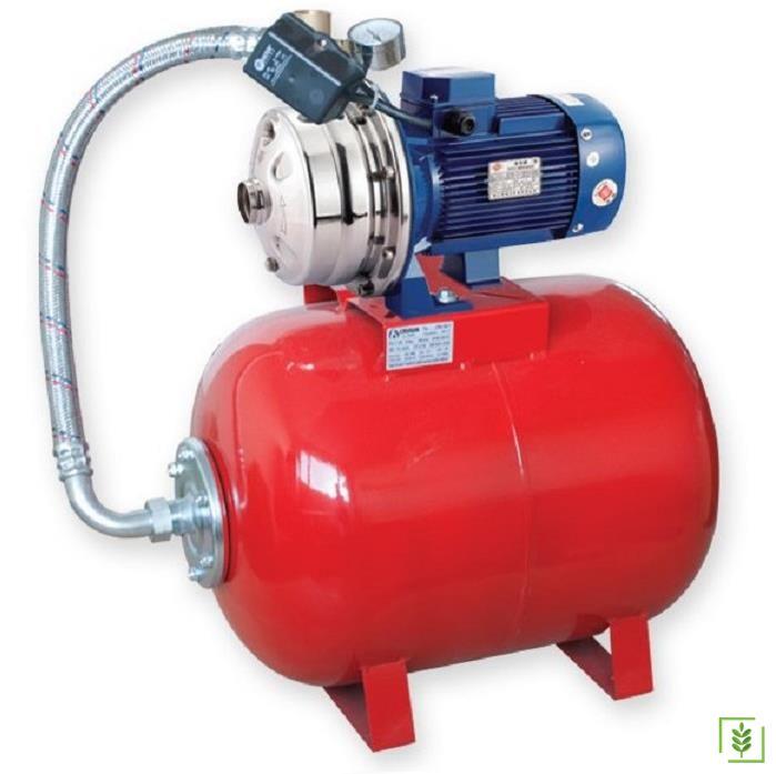 Water Ws 4404 Paslanmaz Paket Hidrofor 4 Hp