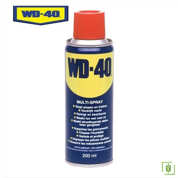 WD 40 Yağlama Ve Pas Sökücü Sprey, 200ml