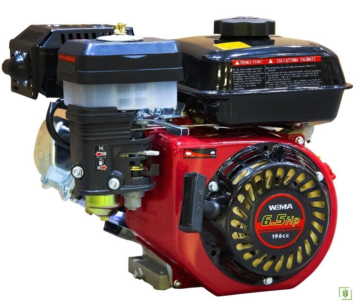 Weima WM168FB-C1 Motor Benzinli Konik Krank 6.5 Hp