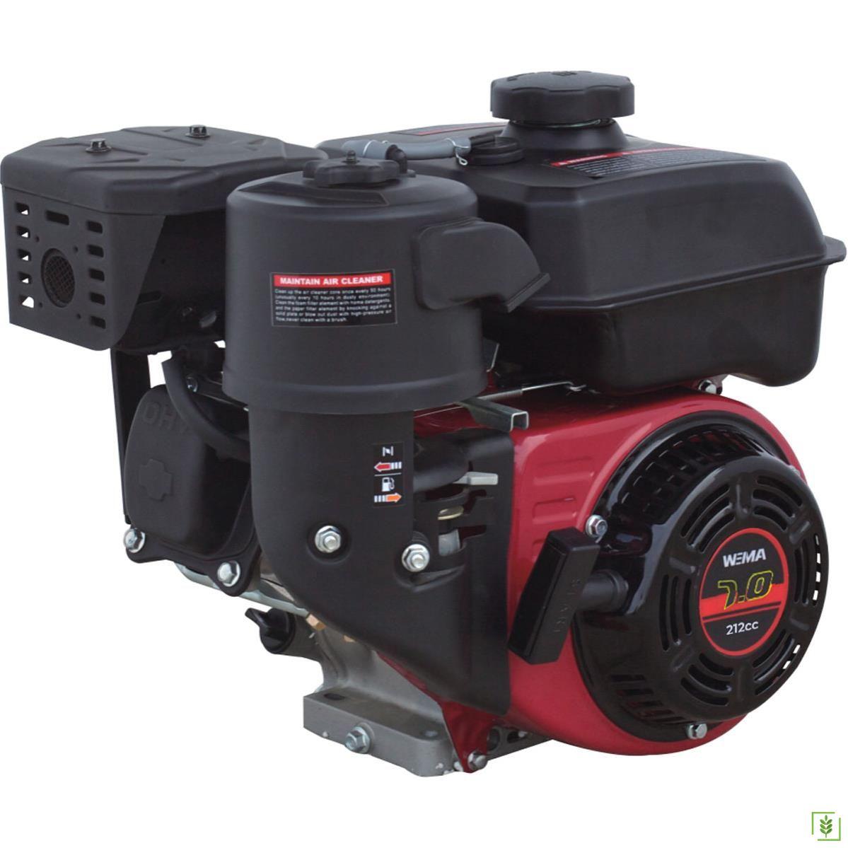 Weima WM170FB-Q  Benzinli Kamalı Motor 7 Hp