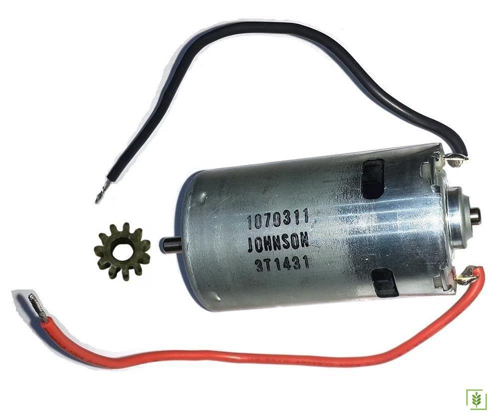 Zanon-Benza Orijinal Johnson Motoru 34 Volt