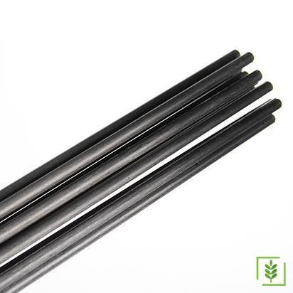 Zanon Orijinal Zeytin Hasat Makinası Karbon Fiber Düz Çubuk - 4,5 mm 10 Adet