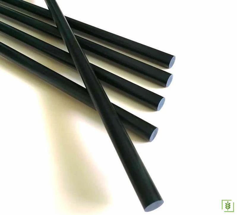 Zeytin Hasat Makinası Karbon Fiber Çubuk - 5,0 mm Düz 5 Adet