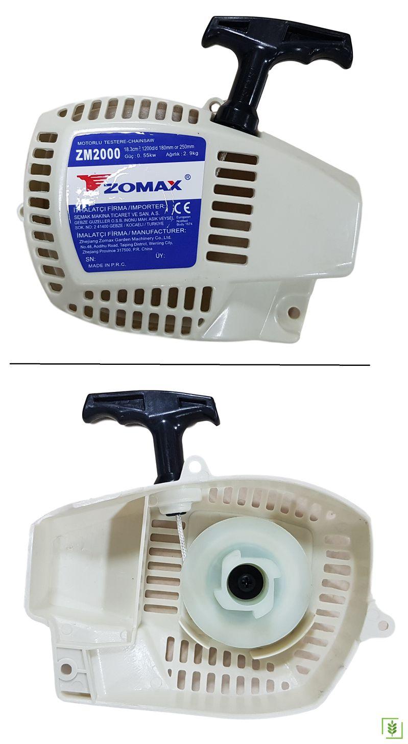 Zomax ZM2000 Testere Starteri Komple