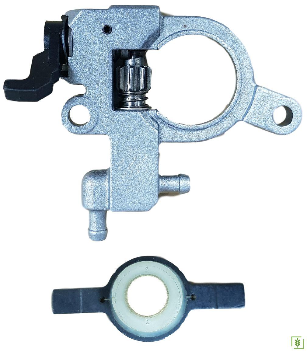 Zomax ZM2000 Testere Yağ Pompası Ve Dişlisi