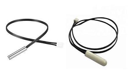 Isı sensörü , ( 5K NTC , 10K NTC , 100K NTC ) , PTC daldırma tip sensör