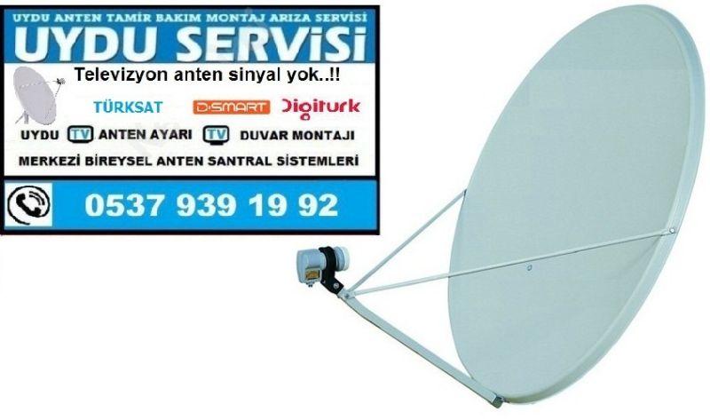 istanbul tuzla çanak anten servisi