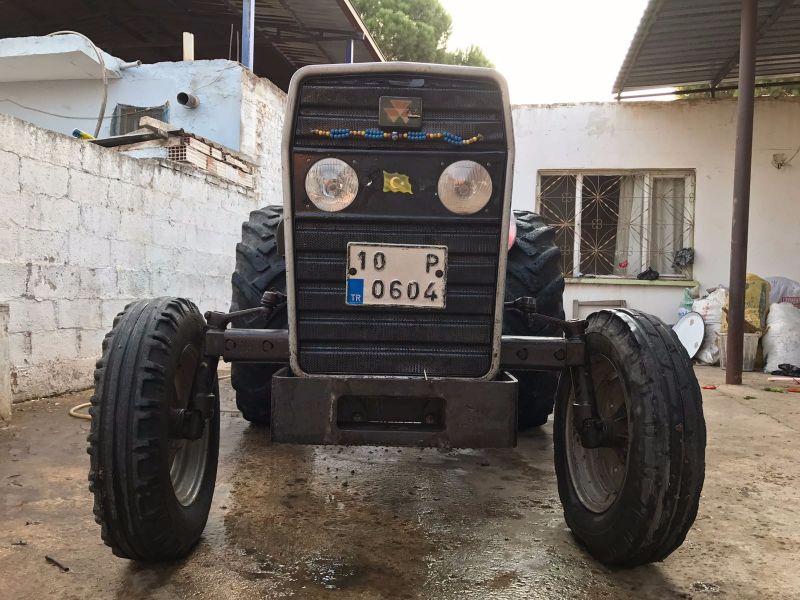 Kara şanzıman 240s