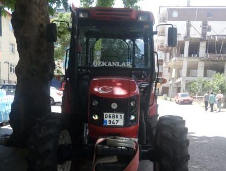 Kiralık traktör Ankara tankeri