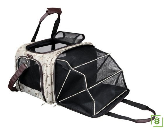 Trixie köpek taşıma çantası 33x32x54cm