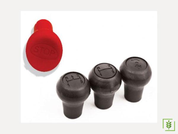 Massey Ferguson 135-185 Stop Düğmesi Kırmızı (Mmç-07) - (893015)