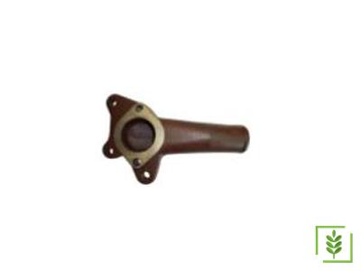 Massey Ferguson 135-240 Termostat Üst Kapak (Kelebek) (M204) - (37747581)