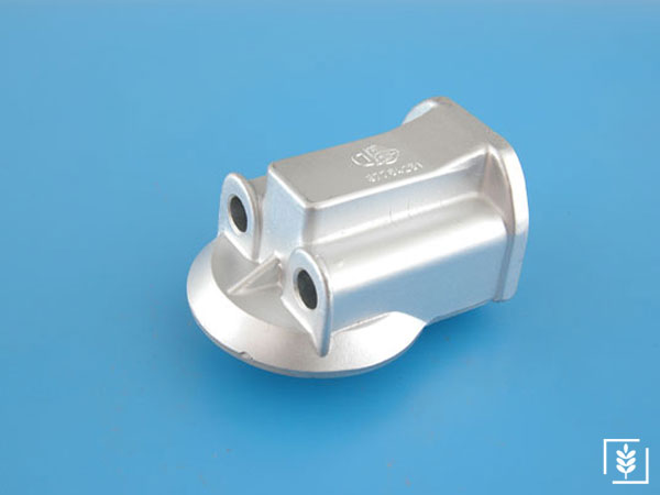 Massey Ferguson 135-240 Yağ Filtre Üst Kapak (Atom Tipi) - (37764251)