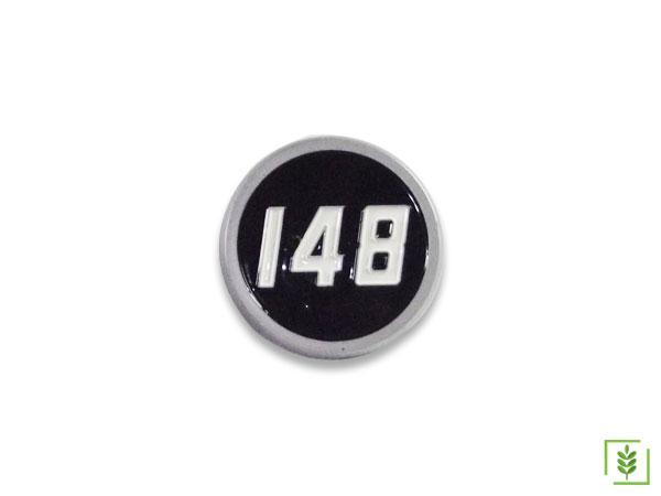 Massey Ferguson 148 Yan Arma Plastik (Kabartmalı) - (1865461)