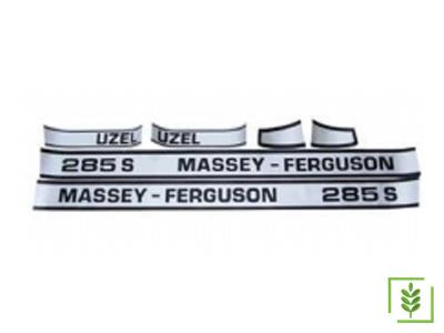Massey Ferguson 240 S Yan Yazı Takım Mat - (160840)