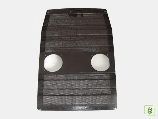 Massey Ferguson 265 285 Ön Pancur Yuvarlak Far (Eski Model) (500-2) - (1682950)