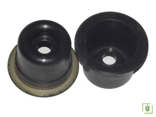 Massey Ferguson Fren Toz Keçe Lastiği Kanallı  (127) - (E7Nn2N336)