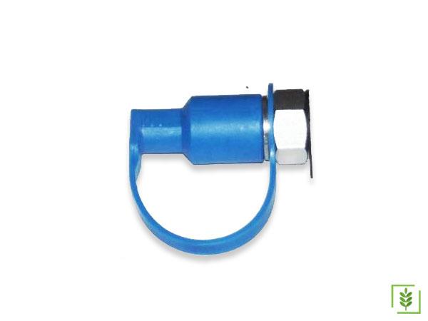 Massey Ferguson Mf-Fıat Hidrolik Damper Adaptörü Erkek - (646670)