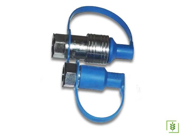 Massey Ferguson Mf-Fıat Hidrolik Damper Adaptörü Komple Takım - (646670-663)