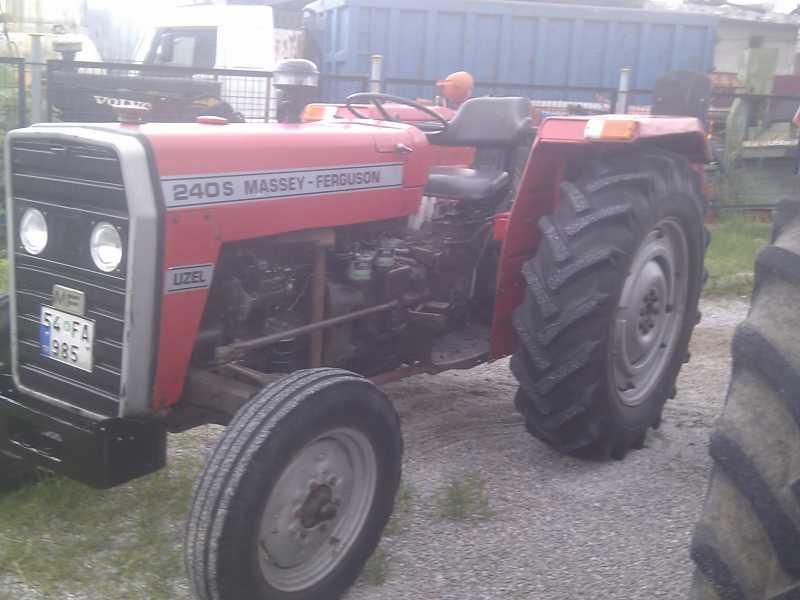 MF 240 S 1987 MODEL