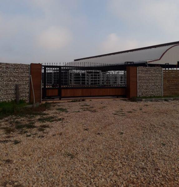 MODERN Büyükbaş Baş Besi Çiftliği 300 Baş + 750 Baş kapasite artımına uygun