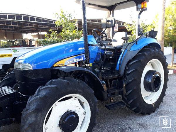 NEW HOLLANDA TD 85 D 2011 MODEL 4X4 COKK TEMİZZ