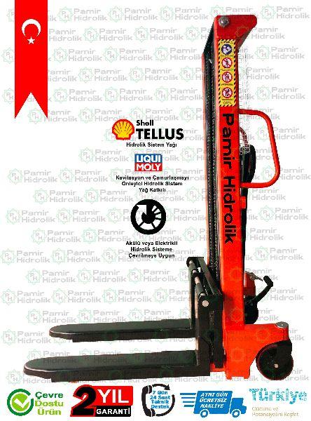 PHM-1025 Manuel İstif Makinası 1 Ton 2.5 Metre Ücretsiz Nakliye onClick=