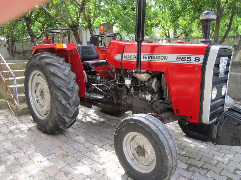 SAHİBİNDEN SATILIK MF 265 S 1995 MODEL 4600 SAATTE..