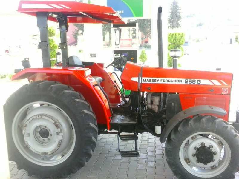 Satılık Massey Ferguson 266  4x4