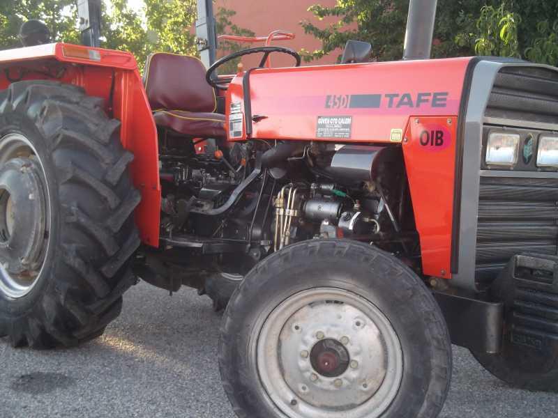 Satılık tafe traktör