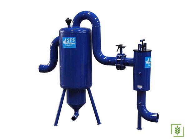 SFS Filtre Silt Hidrosiklonlu Hazır Sistem (22104)