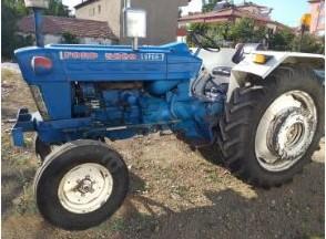 Temiz ford traktör 5000