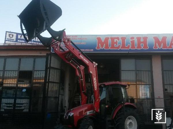 Traktör Önyükleyicileri Melih Makina Tarafindan Satılır