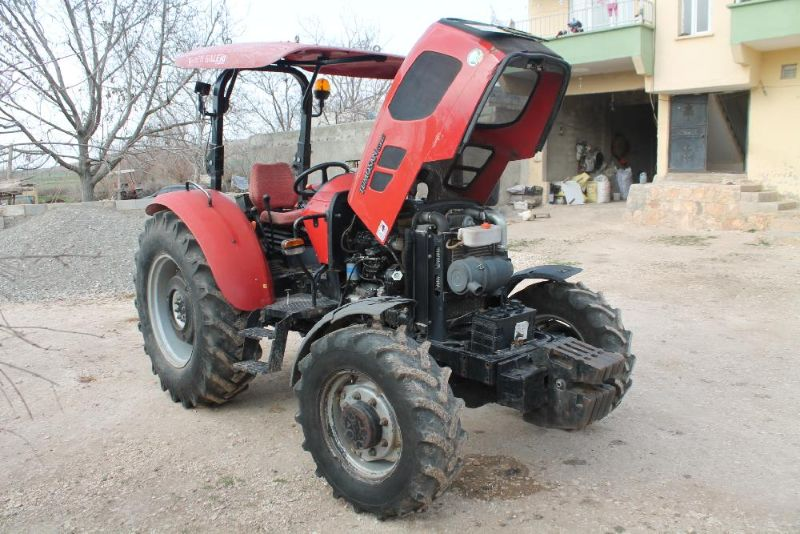 Tümosan 5155 - 3 TENTE - 2012 - KM : 4310 - Manuel - Dizel - Araç No : 12412