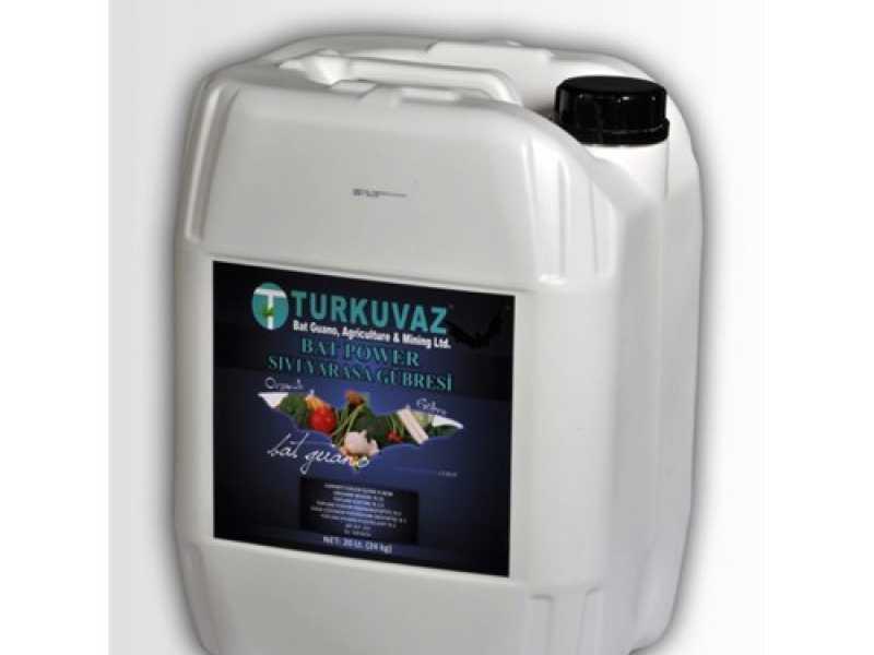 turkuvaz yarasa gübresi