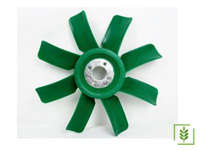 John Deere Vantilatör Kanadı Plastik 4 Delik 8 Li (Fpk-02/jpk-01)