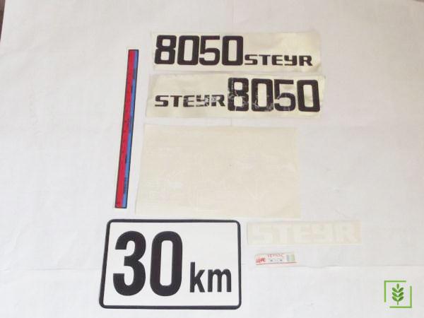 Steyr 8050  Yan Yazı Takım  (000000050)