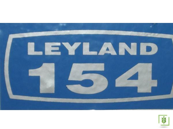 Leyland Yan Yazı Tek -  Leyland-L-154 (T4B-8007)