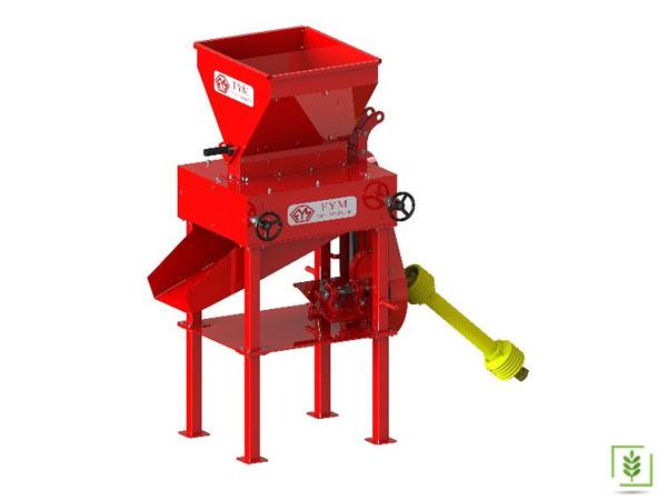 Yem Ezme Makinaları - Elektrikli & Şaftlı
