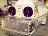 Süt Soğutma Tankı / 300-1500lt. Dikey Tip