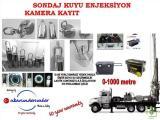 1000 METRE KUYU İÇİ KAMERA 02326717476
